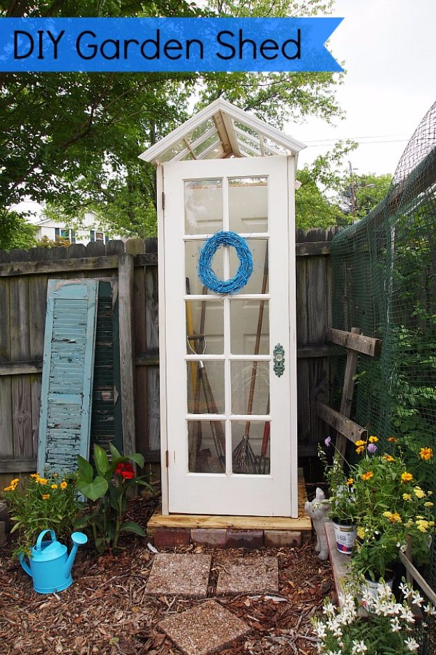Cheap Outdoor Sheds