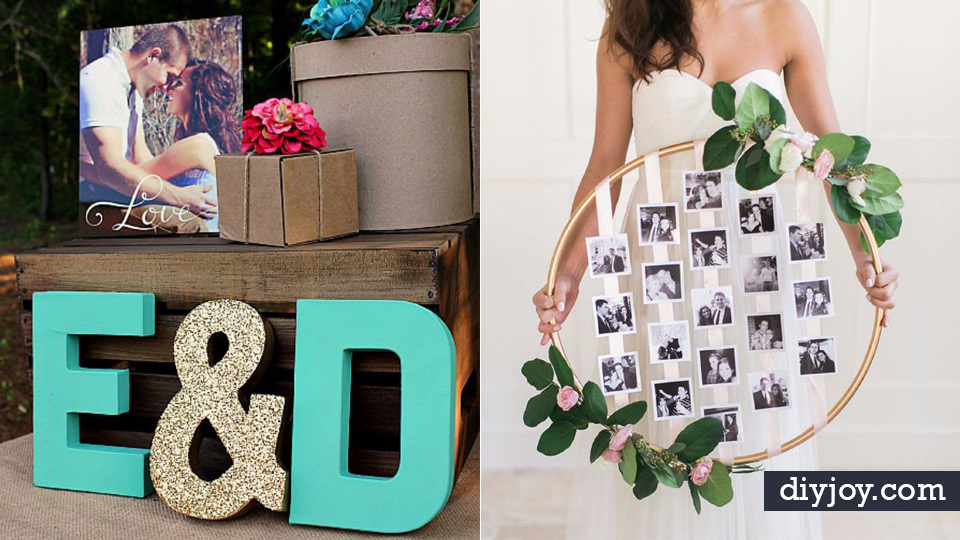 34 Diy Wedding Decor Ideas For The Bride On A Budget