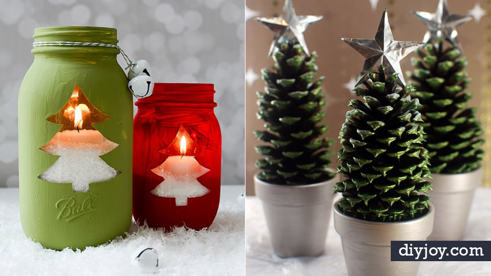 38 Best Cheap DIY Decor Ideas For The Holidays