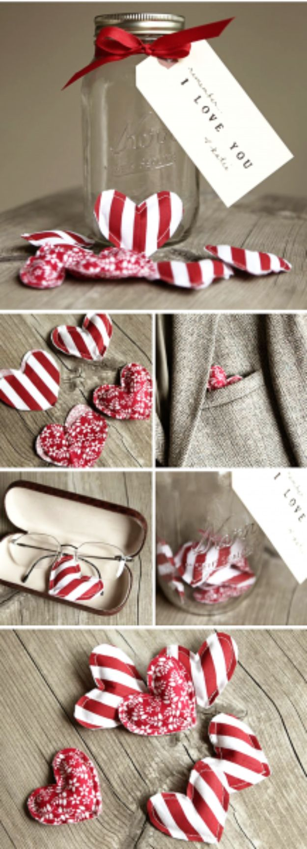 DIY Valentines Day Gifts for Her - Remember I Love You - Cool and Easy Things To Make for Your Wife, Girlfriend, Fiance - Creative and Cheap Do It Yourself Projects to Give Your Girl - Ladies Love These Ideas for Bath, Yard, Home and Kitchen, Outdoors - Make, Don't Buy Your Valentine http://diyjoy.com/diy-valentines-gifts-her