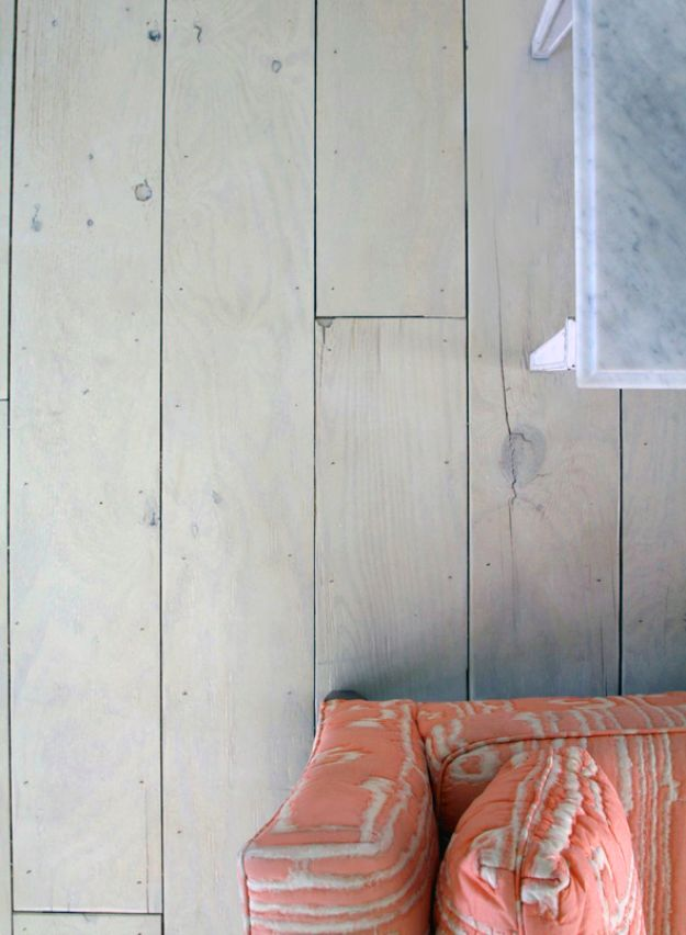 DIY Flooring Projects - DIY Wide Plank Floors - Cheap Floor Ideas for Those On A Budget - Inexpensive Ways To Refinish Floors With Concrete, Laminate, Plywood, Peel and Stick Tile, Wood, Vinyl - Easy Project Plans and Unique Creative Tutorials for Cool Do It Yourself Home Decor http://diyjoy.com/diy-flooring-projects