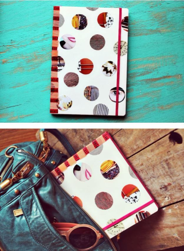 Photo Dot Journal DIY