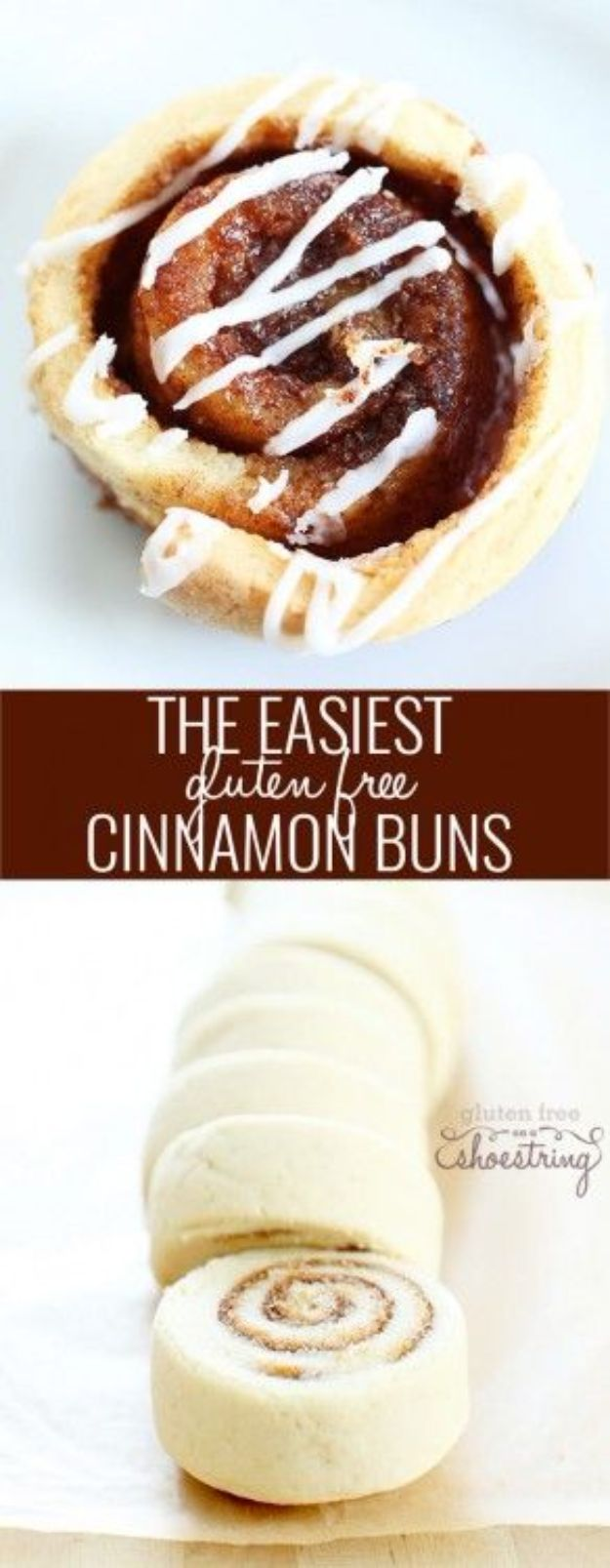 Gluten Free Desserts - Yeast Free, Gluten Free Cinnamon Buns - Easy Recipes and Healthy Recipe Ideas for Cookies, Cake, Pie, Cupcakes, Cheesecake and Ice Cream - Best No Sugar Glutenfree Chocolate, No Bake Dessert, Fruit, Peach, Apple and Banana Dishes - Flourless Christmas, Thanksgiving and Holiday Dishes http://diyjoy.com/gluten-free-desserts