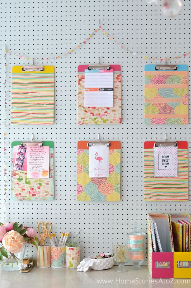 Crafts To Make and Sell - Mod Podge Clipboard - 75 MORE Easy DIY Ideas for Cheap Things To Sell on Etsy, Online and for Craft Fairs. Make Money with These Homemade Crafts for Teens, Kids, Christmas, Summer, Mother's Day Gifts. http://diyjoy.com/crafts-to-make-and-sell-ideas