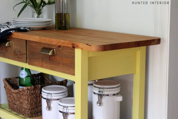 IKEA Hacks for Your Kitchen - Wine Crate Drawer Fronts - DIY Furniture and Kitchen Accessories Made from IKEA - Kitchen Islands, Cabinets, Table, Pantry Organization, Storage, Shelves and Counter Solutions - Bar, Buffet and Entertaining Ideas - Easy Projects With Step by Step Tutorials and Instructions to Hack IKEA items http://diyjoy.com/ikea-hacks-kitchen #ikeahacks #diyhomedecor #diyideas #diykitchen