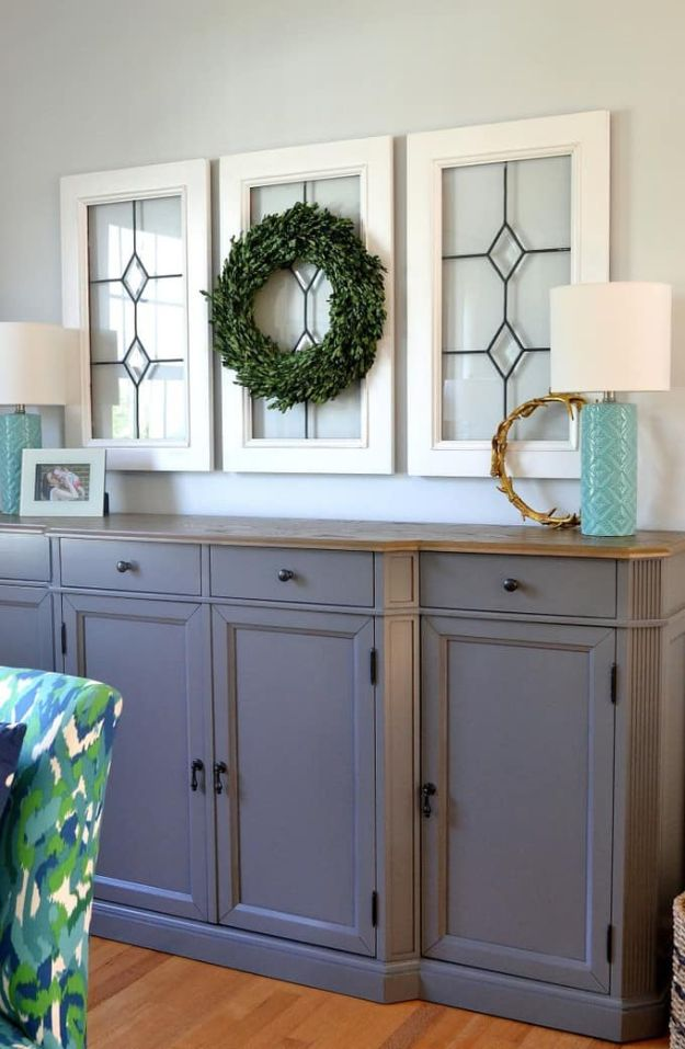 Magnolia Homes Decor Ideas - DIY Painted Window Panes - DIY Decor Inspired by Chip and Joanna Gaines - Fixer Upper Dining Room, Coffee Tables, Light Fixtures for Your House - Do It Yourself Decorating On A Budget With Farmhouse Style Decorations for the Home http://diyjoy.com/magnolia-homes-decor-ideas