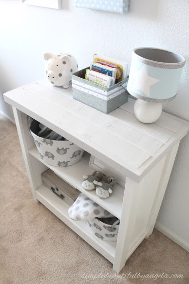 DIY Bookshelf Ideas - Cheap Bookcase Makeover - DYI Bookshelves and Projects - Easy and Cheap Home Decor Idea for Bedroom, Living Room - Step by Step tutorial #diy #diyideas #diydecor #homedecor