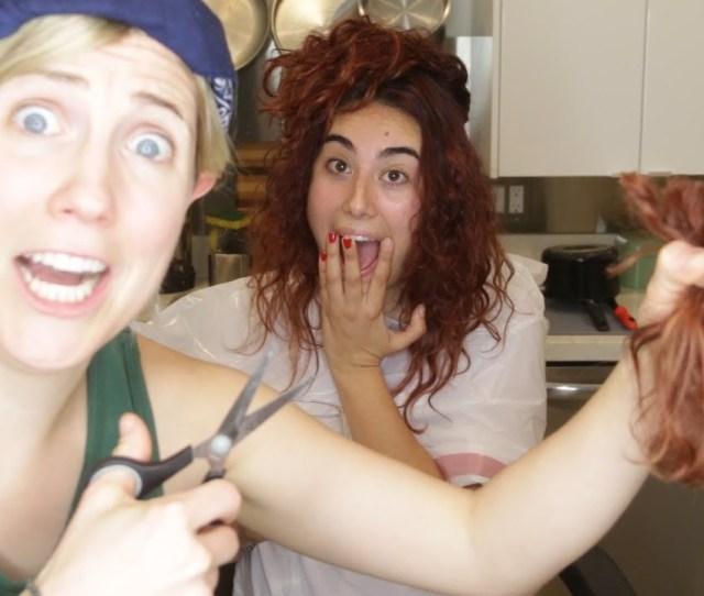 Diy Videos I Gave My Girlfriend A Haircut At Home Diy Diy Loop Leading Diy Craft Inspiration Magazine Database