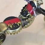 Diy Videos Harley Davidson Custom Motorrad Aus Kronkorken Diy Diy Loop Leading Diy Craft Inspiration Magazine Database