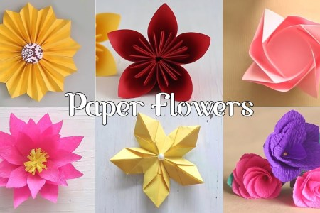 Craft paper flowers videos path decorations pictures full path paper flowers pdf flower center template package of sizes digital version rose and inches diameter easy paper craft how to make paper flowers youtube mightylinksfo