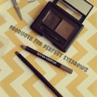 Tutorial: Products For Perfect Eyebrows