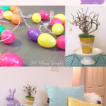 4 Super Cute Diy Easter Decorations Diy Made Simple