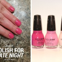 Dress Your Nails For Date Night