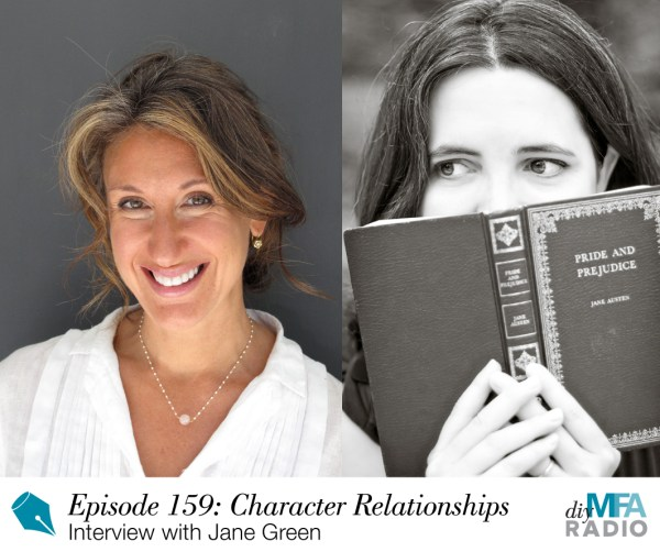 Episode 159: Character Relationships that Resonate — with ...