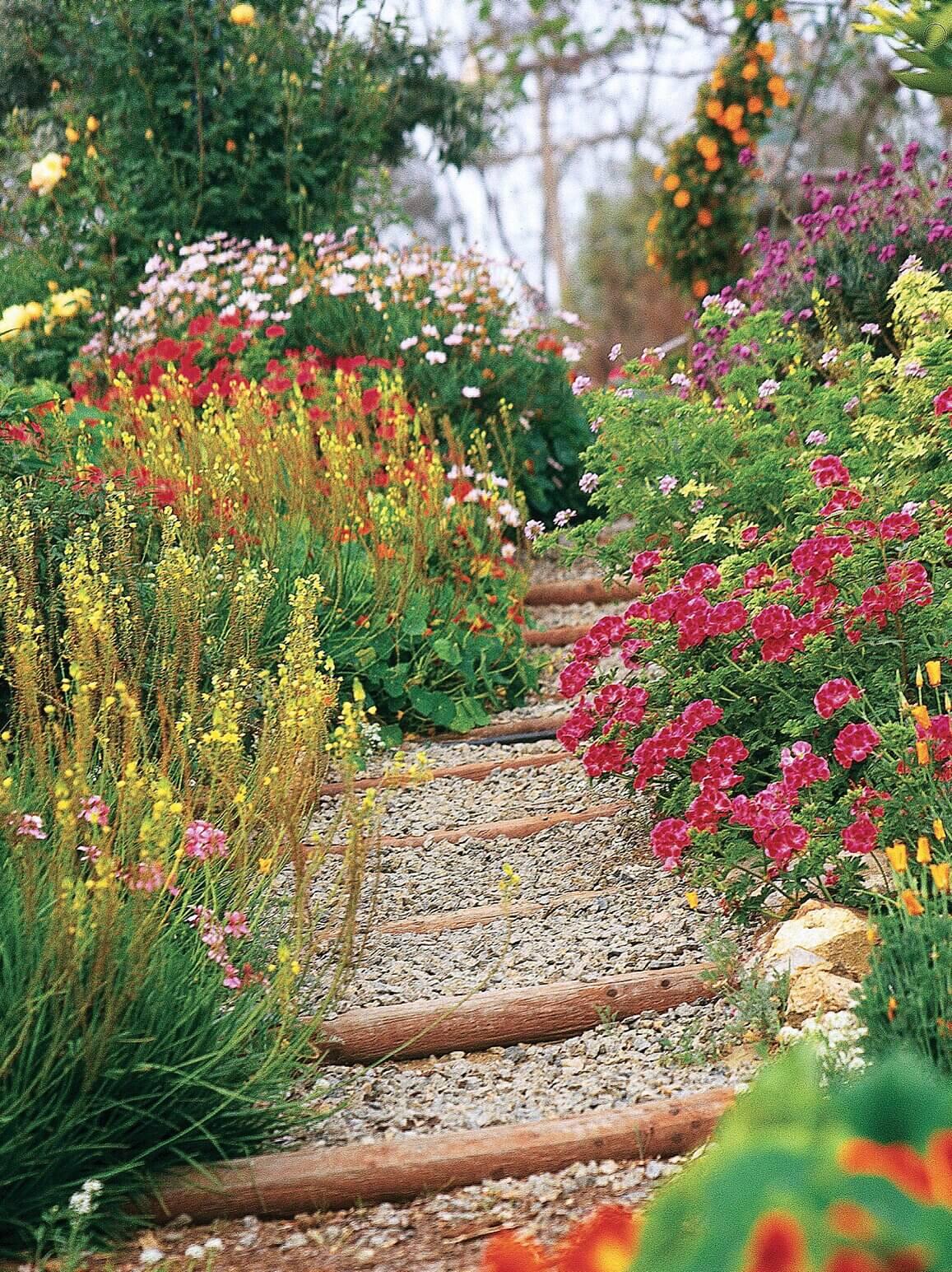30+ English Garden Design Ideas Turn Your Backyard into A ... on Bungalow Backyard Ideas id=31507