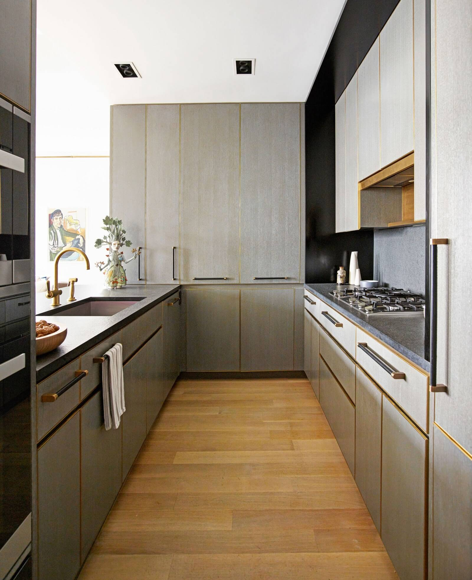 41+ Best Galley Kitchen Designs & Ideas For Rooms of All ... on Best Small Kitchens  id=45876