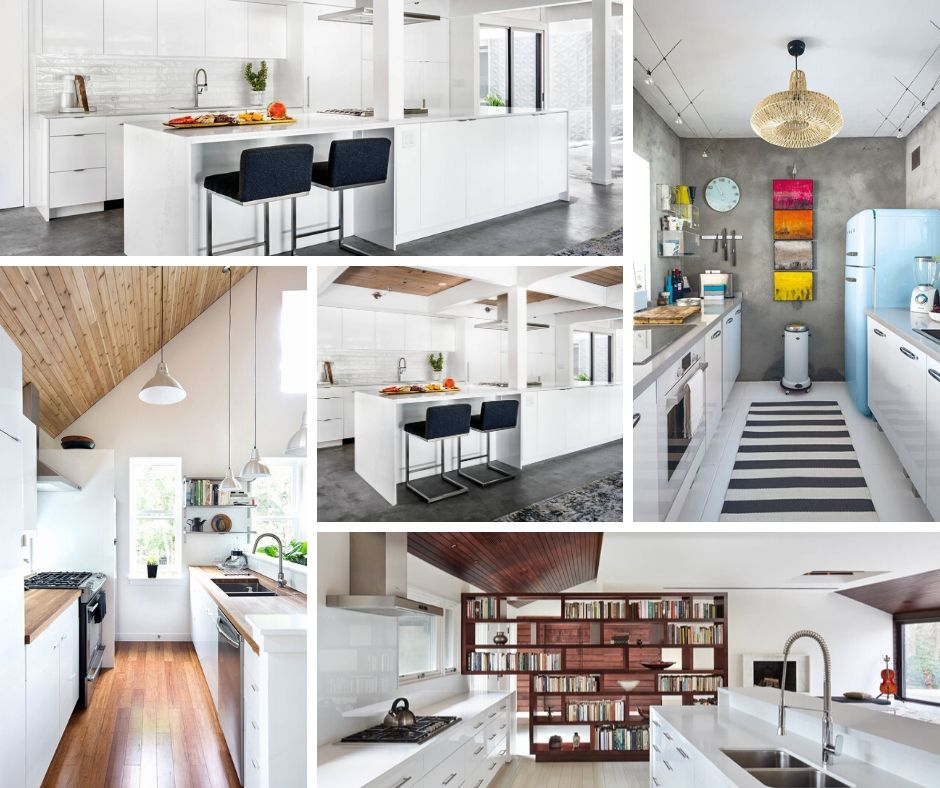 41 Best Galley Kitchen Designs Ideas For Rooms Of All Sizes 2021