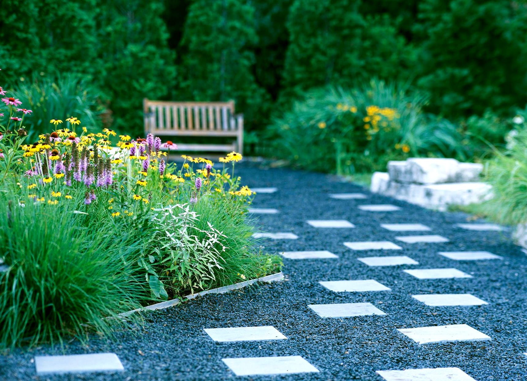 30+ Simple Front Yard Landscaping Ideas On a Budget - DIY ... on Backyard Lawn Designs  id=27532