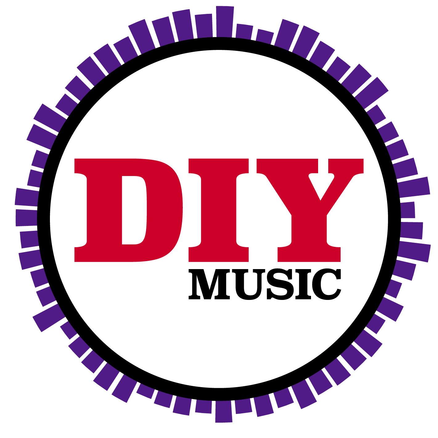 DIY Music Logo