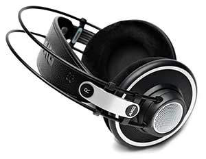 AKG K702 Open-Back Dynamic Reference Headphones