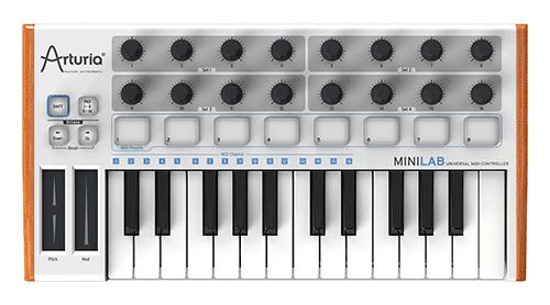 Arturia Minilab MIDI Controller