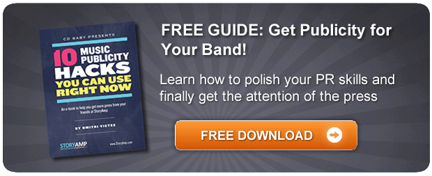 Get Publicity for Your Band