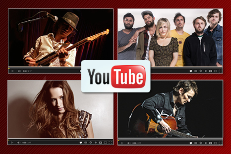 youtube banner How Musicians Make Money from YouTube