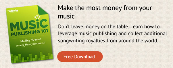 Publishing  Guide: Make More Money From Your Music