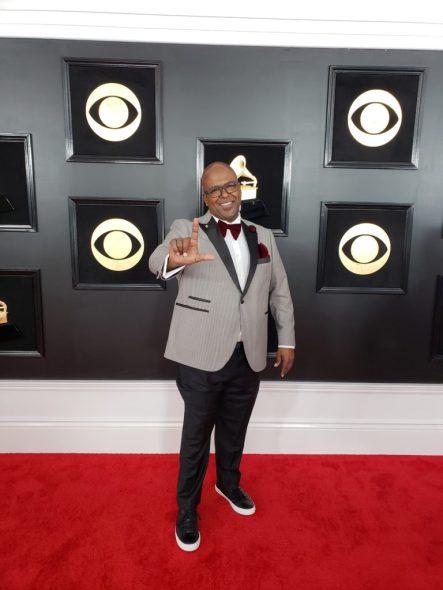 Sean Ardoin image for Grammys blog post