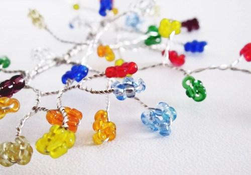 ako vyrobiť náhrdelník šťastia