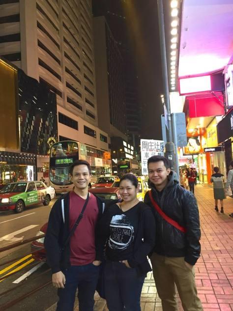 Walking around Tsim Tsa Tsui, Hong Kong by Madie Boie Sahid