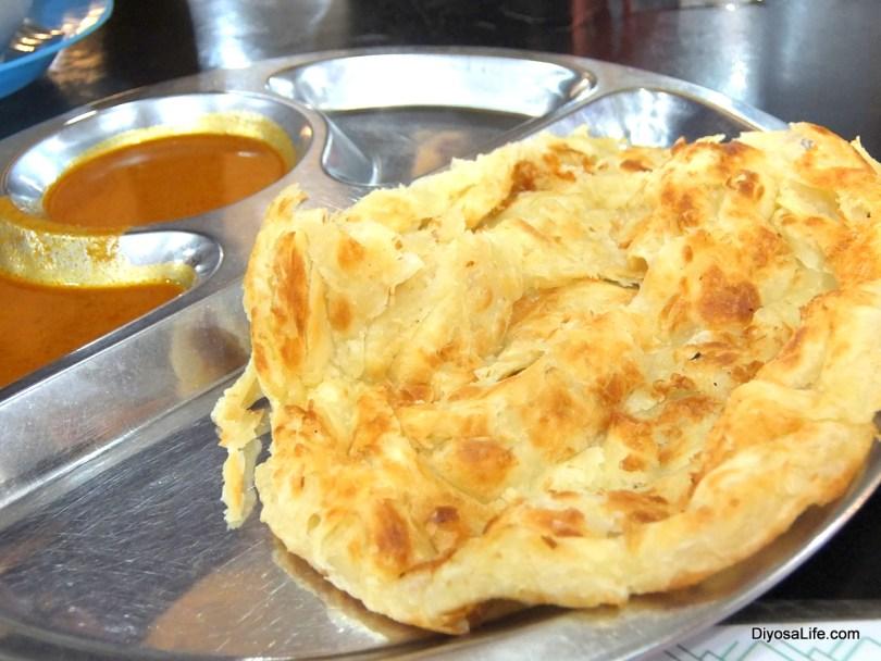 Roti Kosong by Azlina Sulawesi at Jalan Gaya, Kota Kinabalu