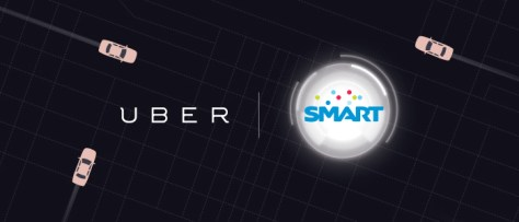 Have your your iPhone 6S from SMART delivered by Uber