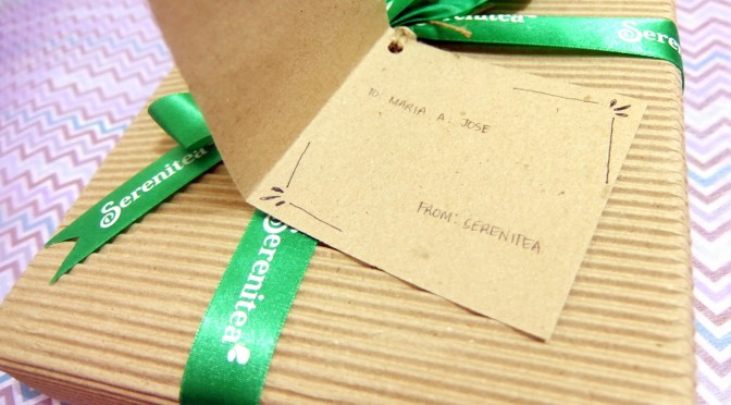 Holiday Gift from Serenitea