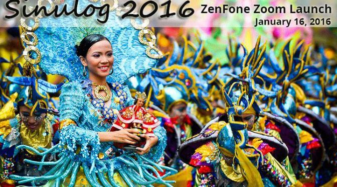 Asus Zenfone Zoom Sinulog Launch