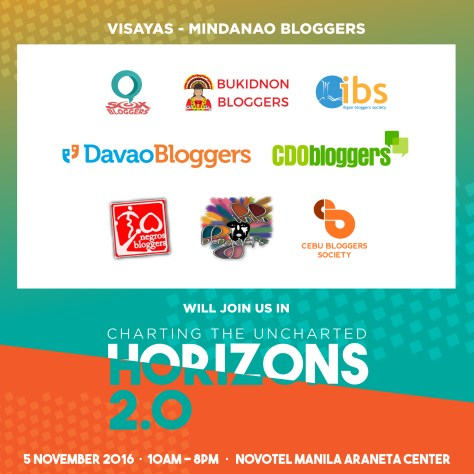 VisMin Bloggers Organizations at Blogapalooza 2016 Horizons 2.0