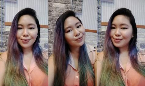 Selfies Taken with Asus Zenfone 4 Selfie