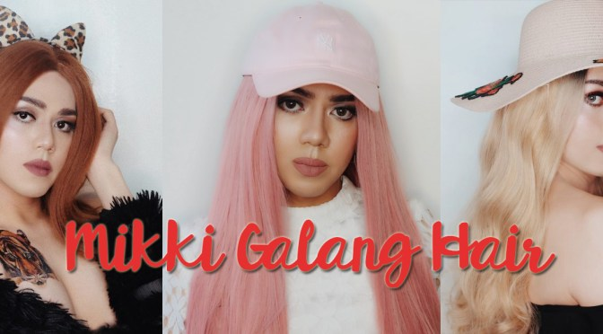 Mikki Galang Hair [Discount Code Inside]