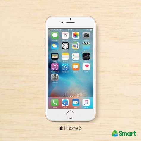 Smart iPhone 6 Promo