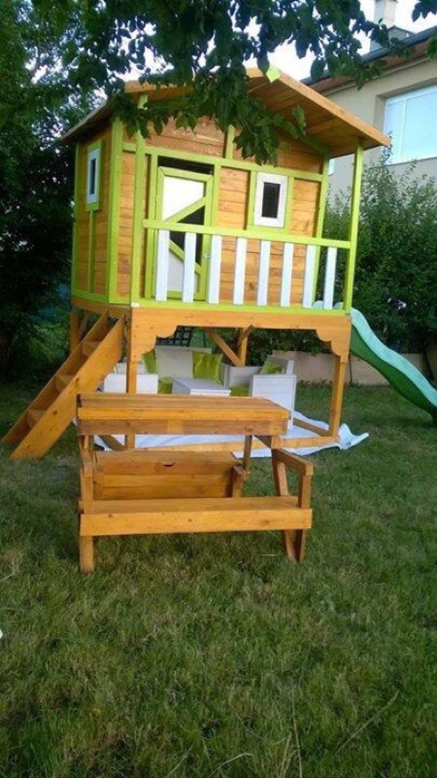 Petite Cabane De Jardin Pour Les EnfantsMeuble En Palette