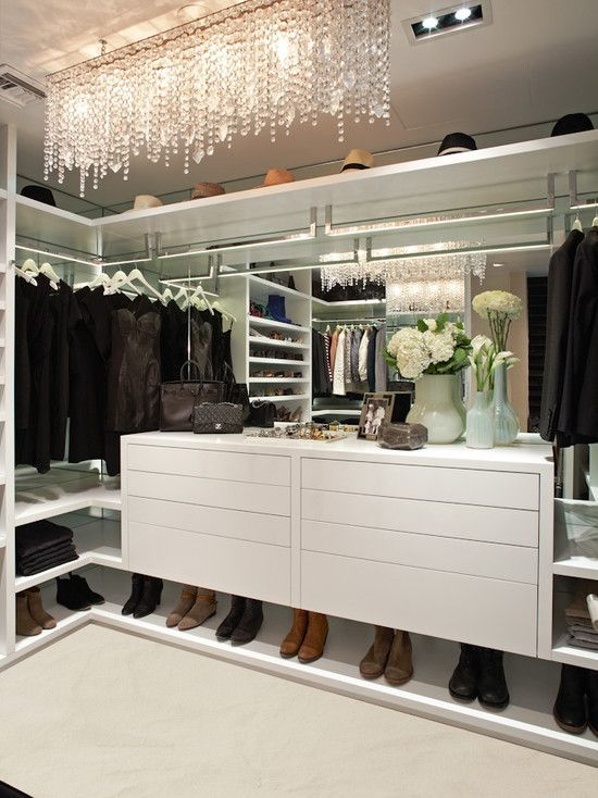 Trends Diy Decor Ideas : Dressing moderne et luxueux www.homelisty ...