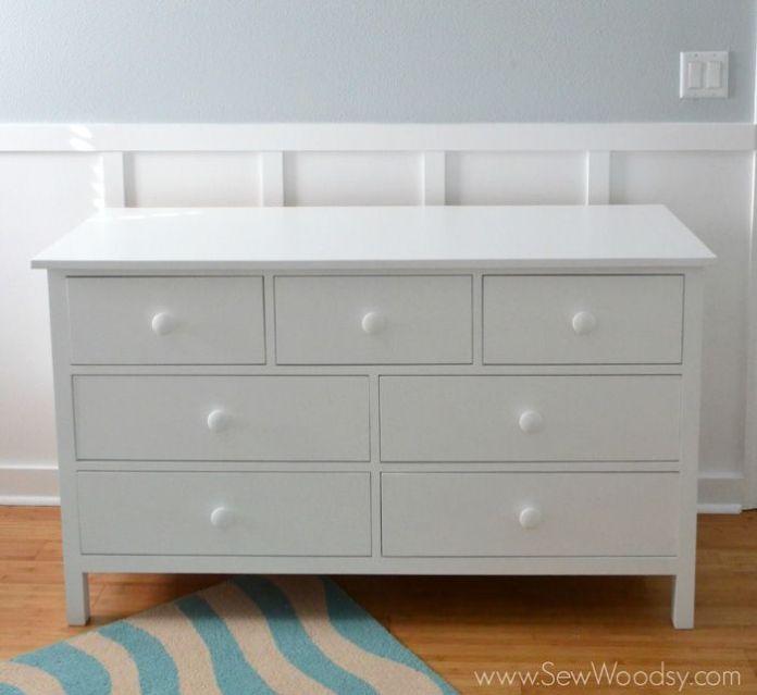 Diy Furniture Diy Dresser Free Plans Via Ana White Com