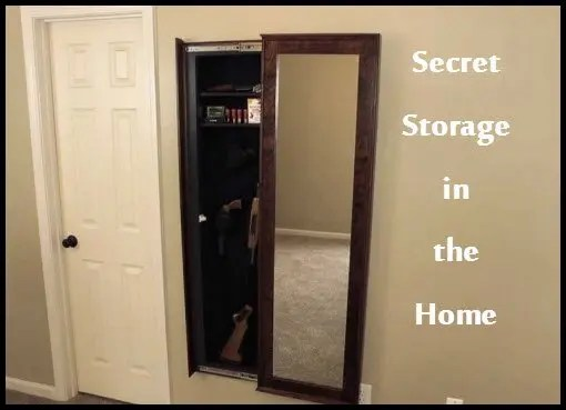 DIY_Preparedness_Secret_Storage_in_the_Home