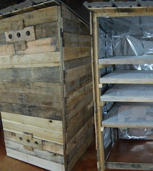 Smokehouse Build From Pallets DIY Smoker For Less Than 100