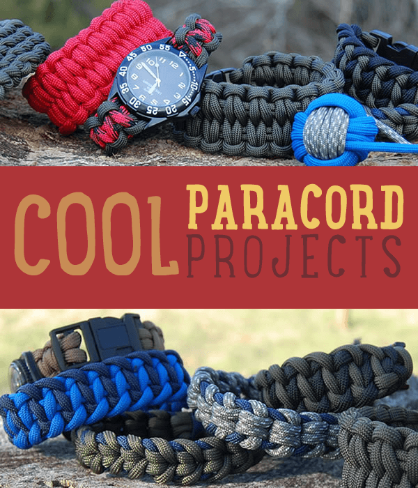 Paracord Ideas Diy Projects Craft Ideas Amp How To S For