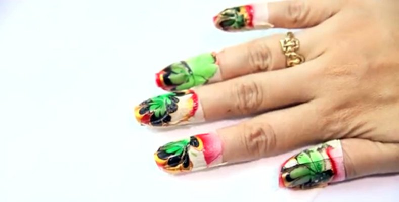 Easy Nail Art Designs Ideas