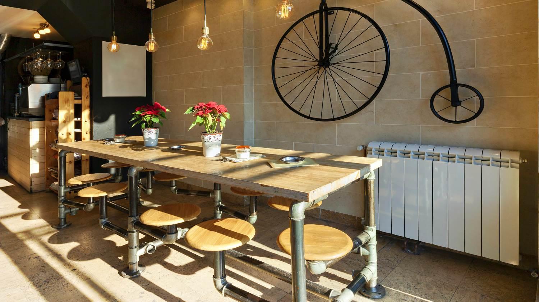 diy pipe leg table workbench plans