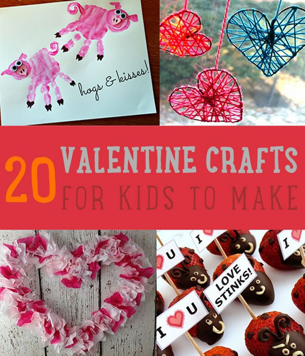 diy valentine craft ideas s day crafts for one determined 4264
