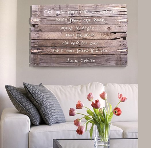 Rustic Diy Inspiration Wall Art Quotes Cool Ideas