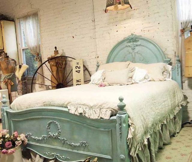 Vintage And Rustic Shabby Chic Bedroom Ideas Https Diyprojects Com